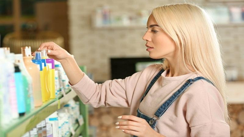 Selecting the correct shampoo