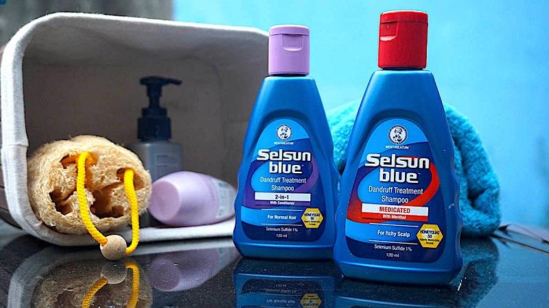 Use a medicated shampoo