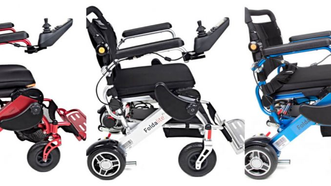 Everything You Need to Know About Foldable Electric Wheelchair
