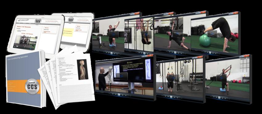 core-fitness-training-program